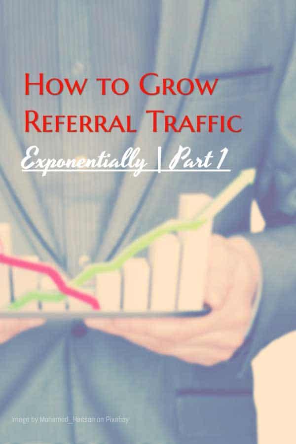 website referral traffic tips
