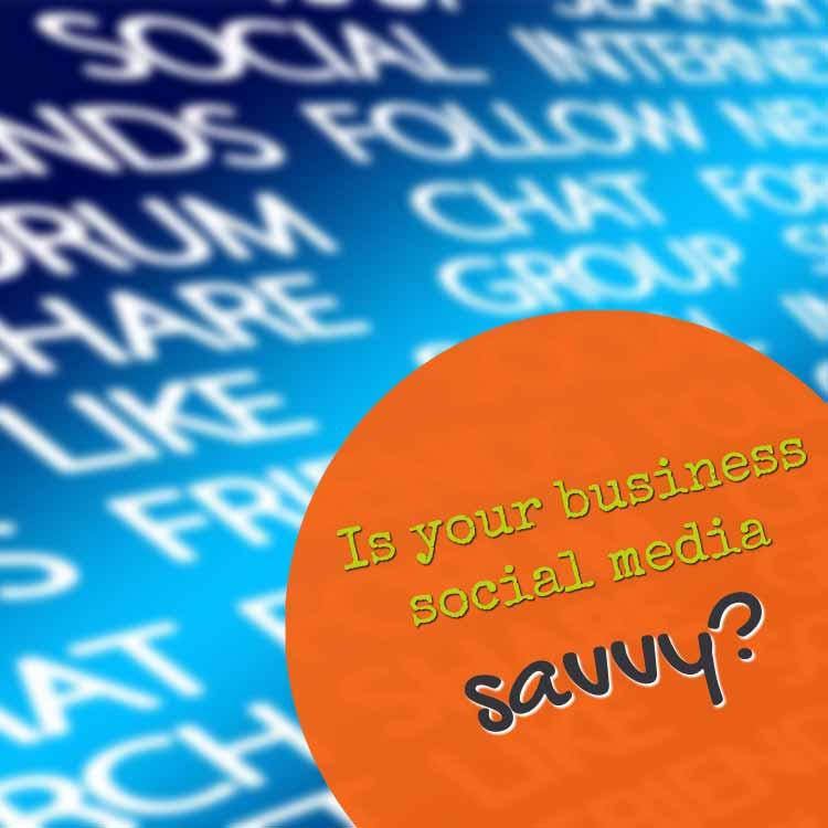 social media savvy company
