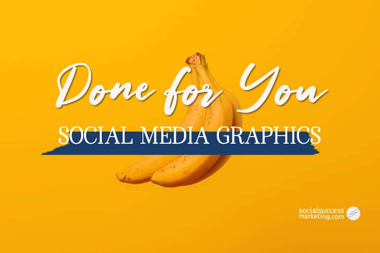 social media graphics service done for you
