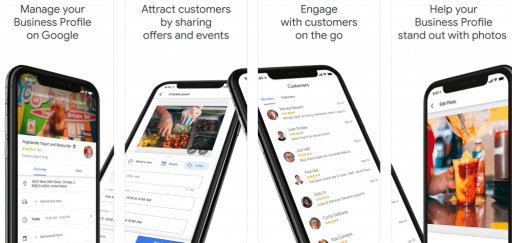 what to use Google my business for