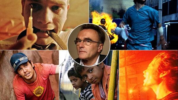 Danny Boyle Movies