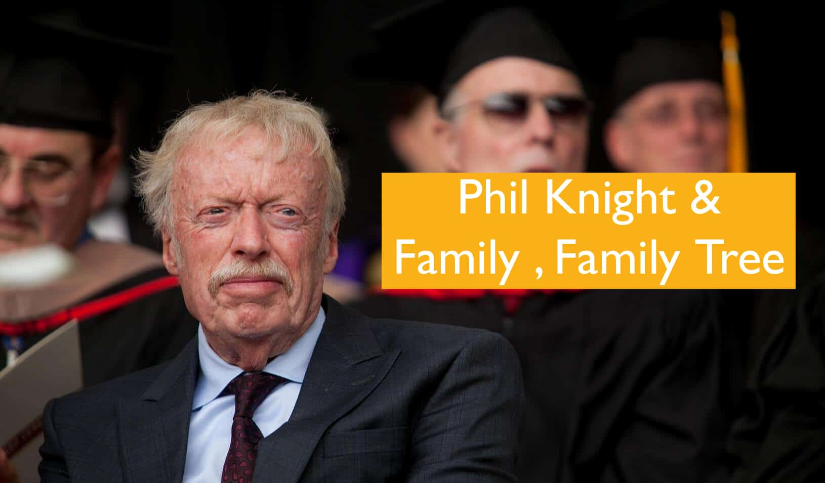 Garganta Opinión luto  About Phil Knight Family, Biography, Lifestyle, House, Net worth
