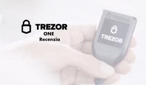 trezor one recenzia