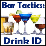 Bar Tactics: Drink ID