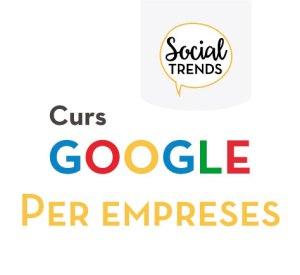 Curs. Google per a empreses
