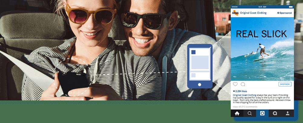 Social Vantage Social Media Marketing Instagram Advertisement