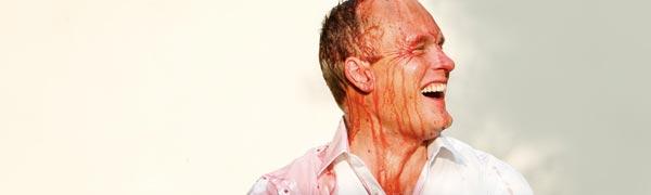 Tim Atkin splashed with wine. artistic photography - ©Tim Atkin
