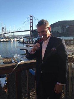 Michael Amon Author Novelist Blinders Wine San Francisco Golden Gate