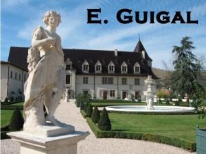 Jardins E. Guigal Chateau d'Ampuis Rhone wine winery Social vignerons