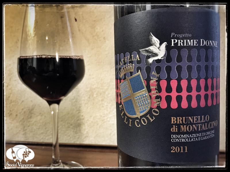 2011 Donatella Cinelli Comlombini Progetto Prime Donne Brunello di Montalcino, Tuscany