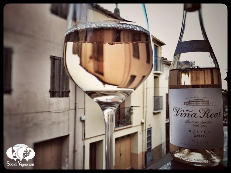 2015 CVNE Viña Real Rosado, Rioja, Spain
