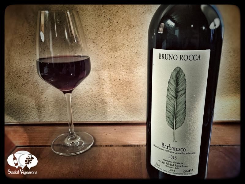 2013 Bruno Rocca Barbaresco, Piedmont, Italy