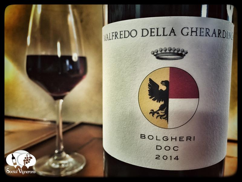 2014 Walfredo della Gherardesca Bolgheri, Tuscany