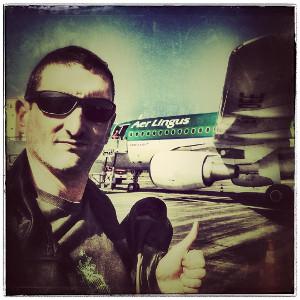 Julien Miquel Airplane Aer Lingus