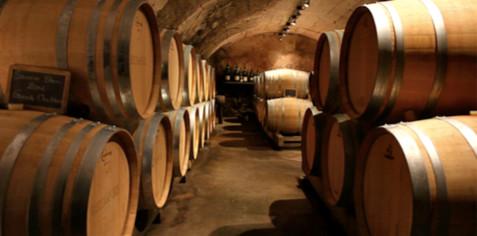 Old Barrel Room Joseph Mellot Winery