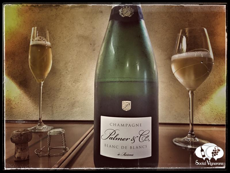 Palmer & Co Blanc de Blancs Brut, Champagne, France