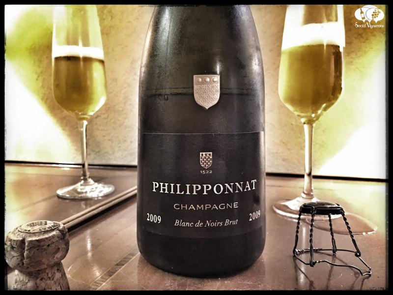 2009 Philipponnat Blanc de Noirs Brut, Champagne