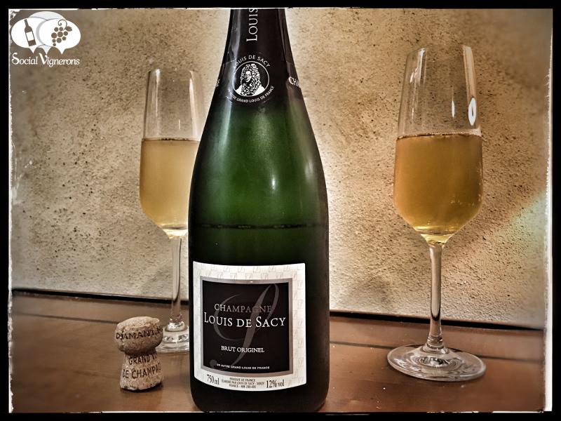Louis de Sacy Brut Originel, Champagne