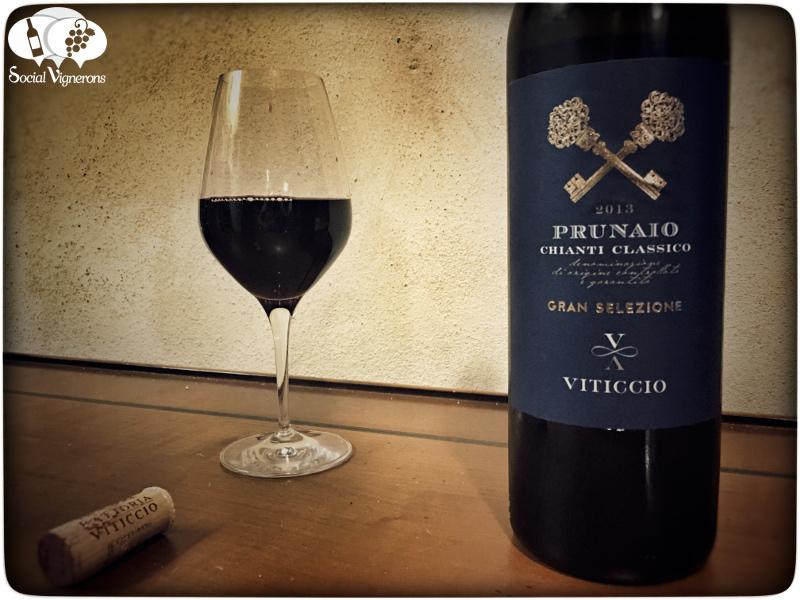 2013 Viticcio 'Prunaio' Chianti Classico Gran Selezione, Italy