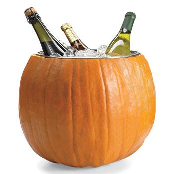 7-pumpkin-decorations-halloween-ice-wine-bucket