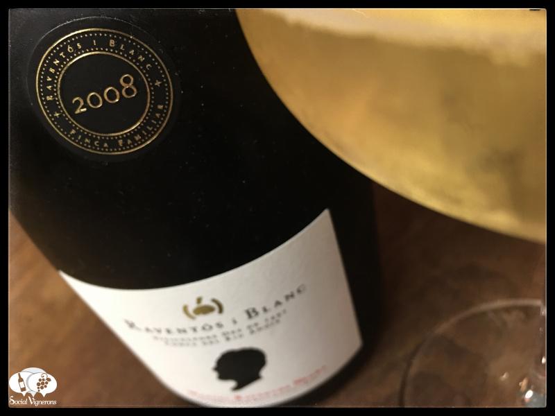 2008 Raventós i Blanc 'Manuel Raventós Negra', Fine Catalonia Sparkling Wine
