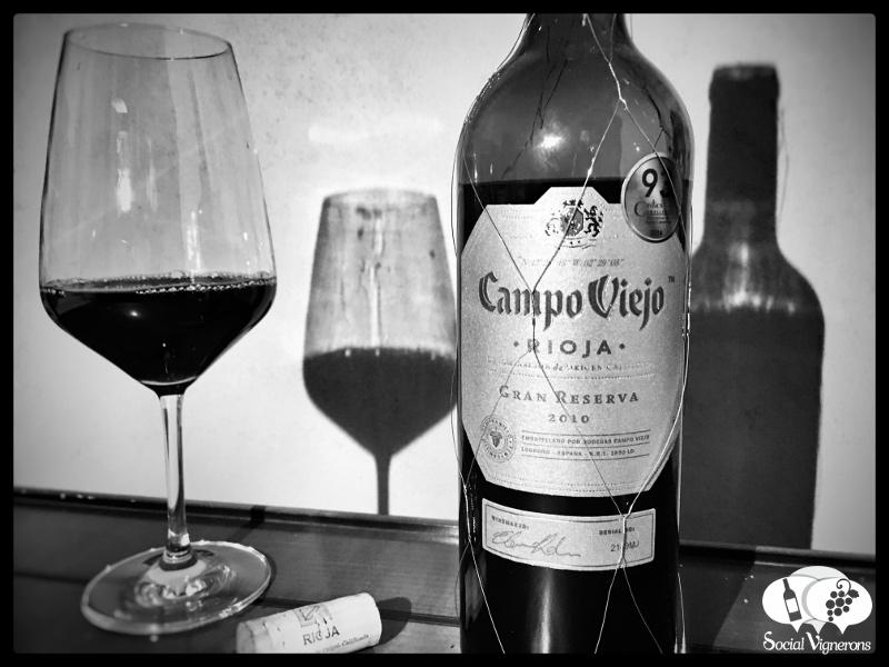 2010 Campo Viejo Gran Reserva, Rioja
