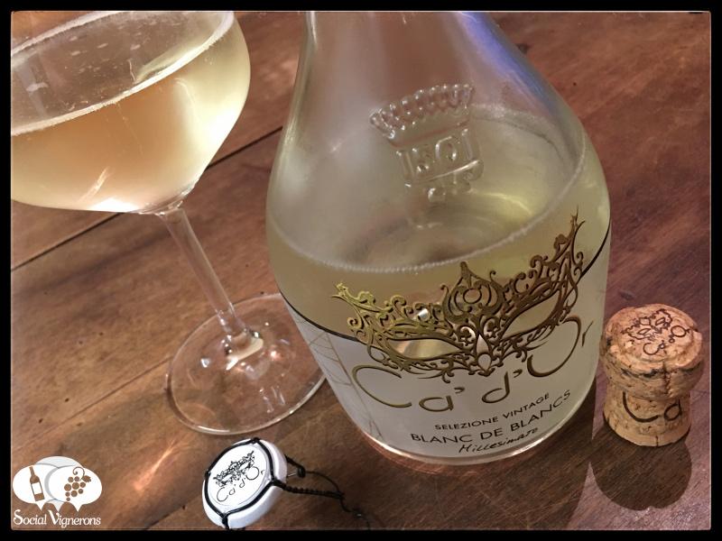 2016 Ca d'Or Selezione Grand Vintage Blanc de Blancs Millesimato, Italy