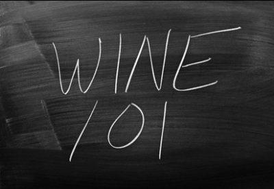wine knowledge 101