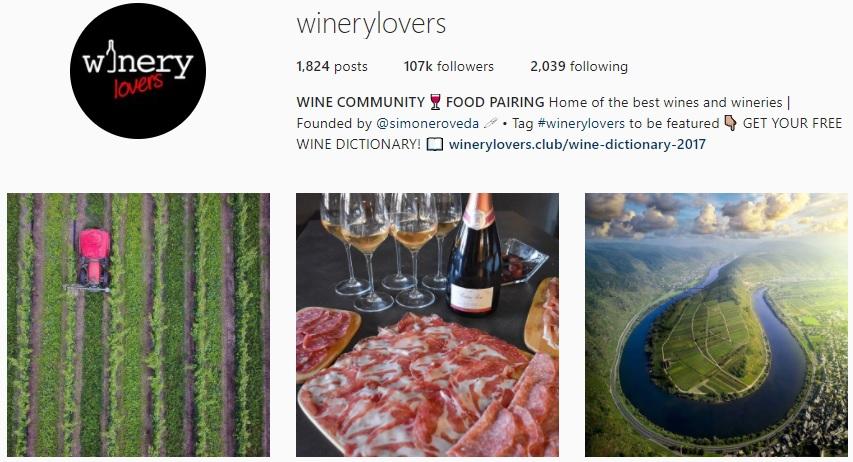 Top 20 Best Instagram Wine Accounts Social Vignerons