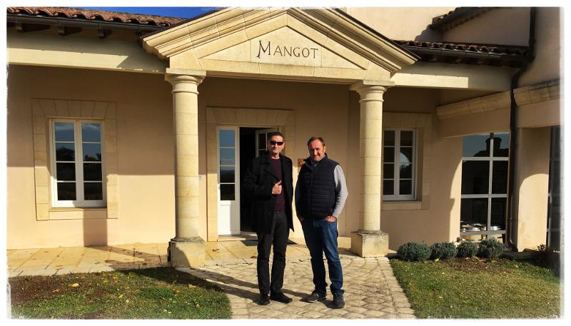 Tasting Famille Todeschini Wines: Château Mangot & La Brande
