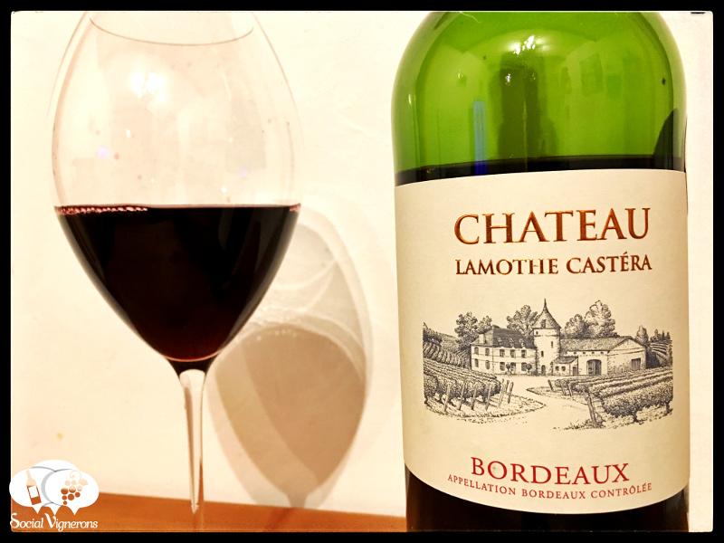 2016 Chateau Lamothe Castera Cuvée Margaux Red, Bordeaux