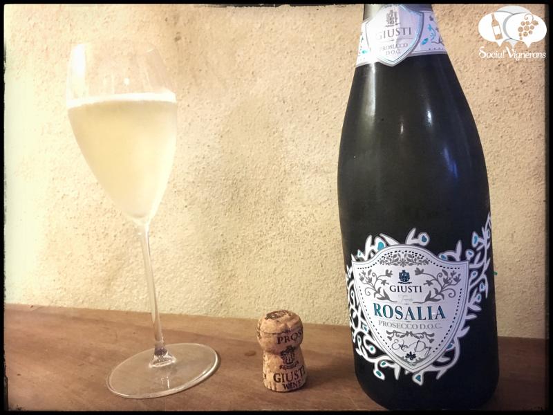 How Good is Giusti Rosalia Prosecco?