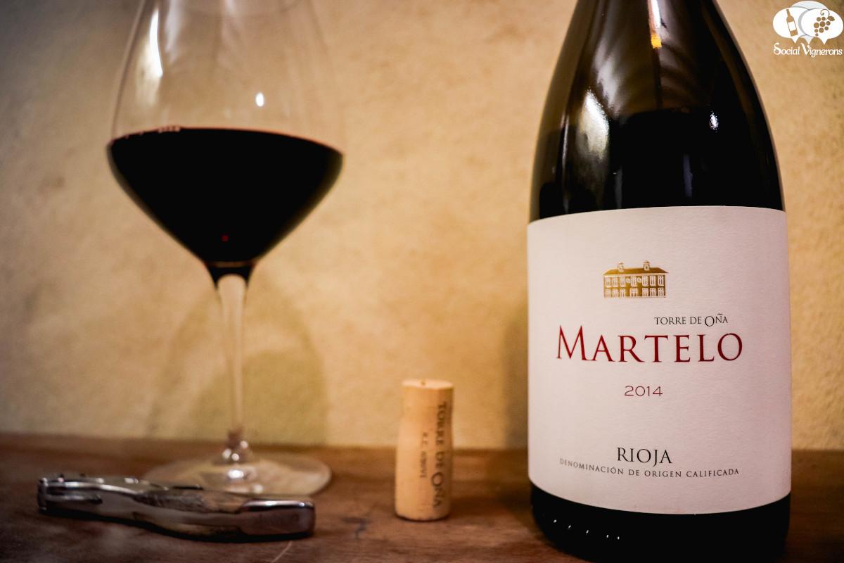 How Good is Torre de Oña 'Martelo' Rioja Reserva?
