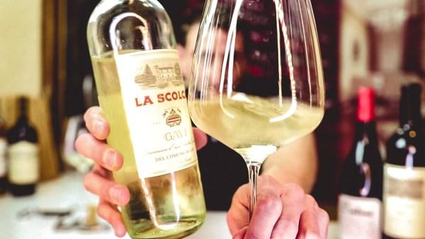 La Scolca Gavi . White Wine - Social Vignerons