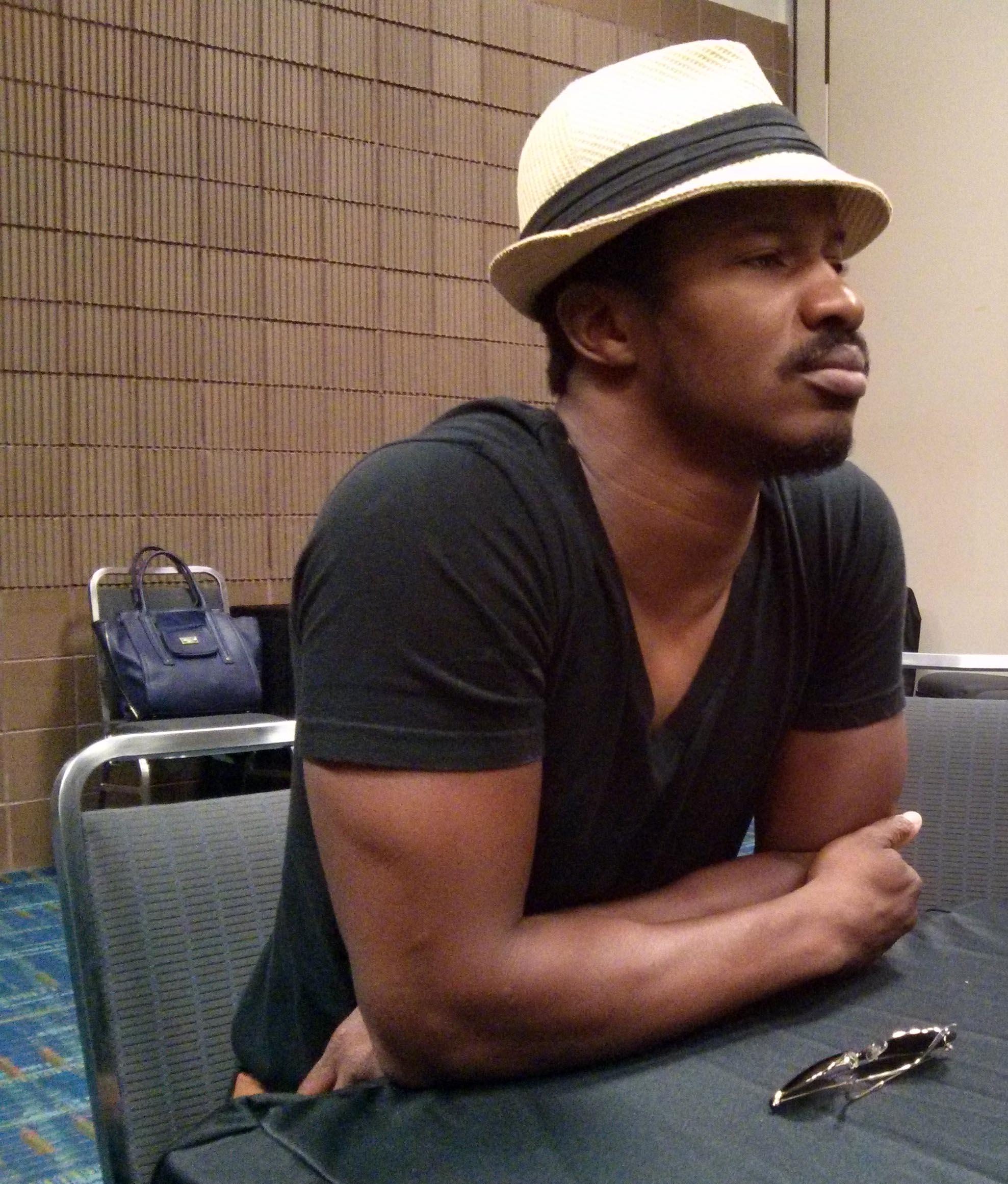 Wayne David Parker : An actor with a purpose nate parker talks beyond the