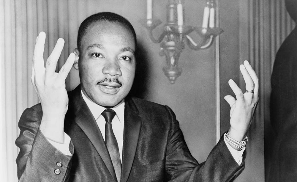 Martin Luther King Jr NYWTS