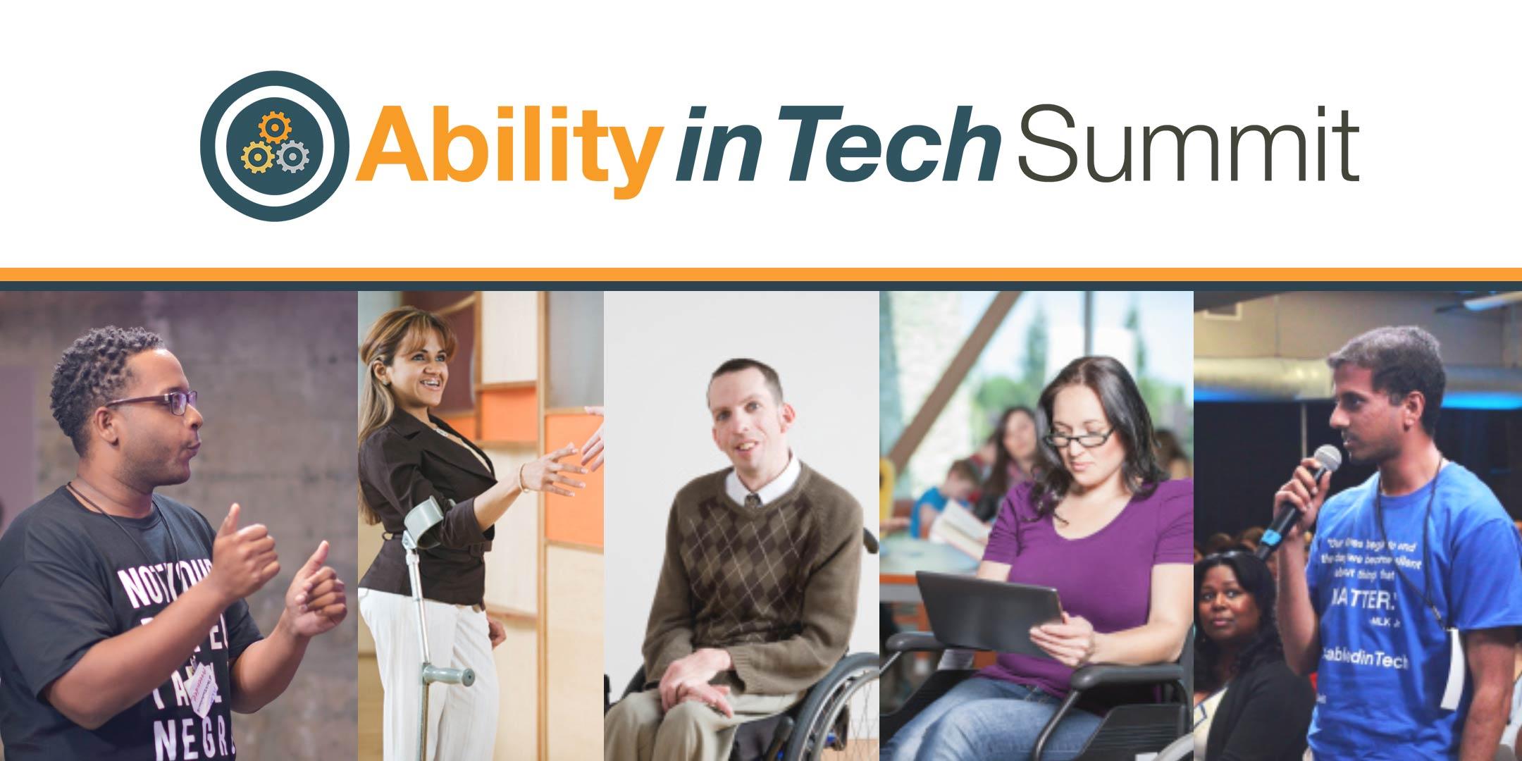 Ability In Tech Summit | Career Fair & Technology Showcase, May 21st