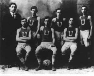 Champion Basketball Team of 1907