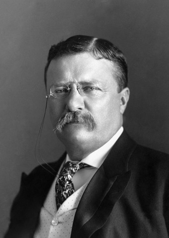 Theodore Roosevelt, Pres. U.S., 1858-1919