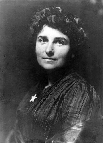 Mrs. Ballington Booth