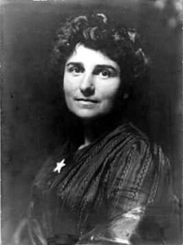 Maud Ballington Booth in 1902