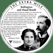 Ballington and Maud Booth