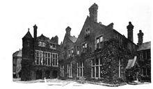 Toynbee Hall, circa. 1902