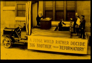 "Big Brother Big Sister: ""A Judge Would Rather Decide 'Big Brother than Reformatory'"""