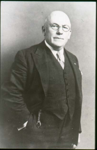 Ernest Kent Coulter, Founder of Boys Club Movement