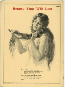"""""""Youth and Life"""" Posters for Teenage Girls and Young Women"""