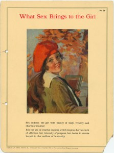 """Youth and Life"" Posters for Teenage Girls and Young Women"