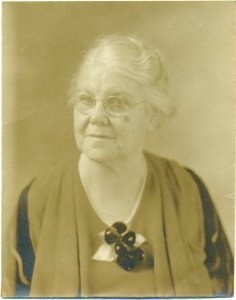 Mary E. Brown, Suffragist Who Picketed the White House and Was Imprisoned