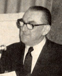 Joseph P. Anderson, National Association of Schools of Social Work and the First Executive Director of NASW