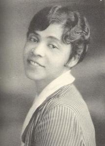 Thyra J. Edwards (1897 - 1953)